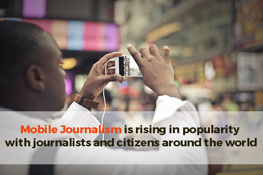 10 Reasons Regular Citizens are at the Cutting Edge of Journalism