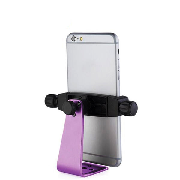 Smartphone Adapter Mini Flexible Tripods - Phone Holder with Lightweight Bracket