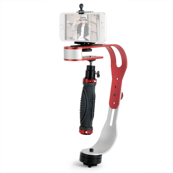 Handheld SVideo Camera Steadicam Stabilizer for Smartphones