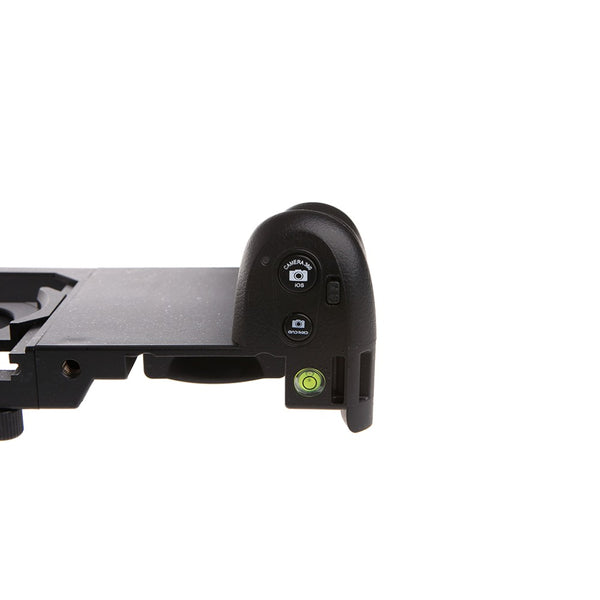 Smartphone Stabilizer Rig w/Wide Angle Macro Lens & GND Filter Cinema Mount For iPhone & Android