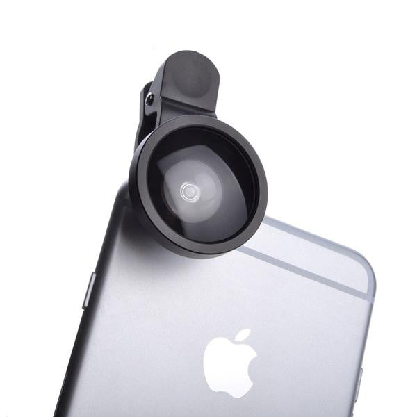 Super Wide Angle Camera lenses For iPhone & Android Smartphones