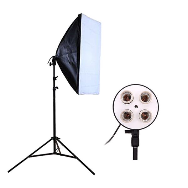 Studio Softbox Kit for Video/Photography