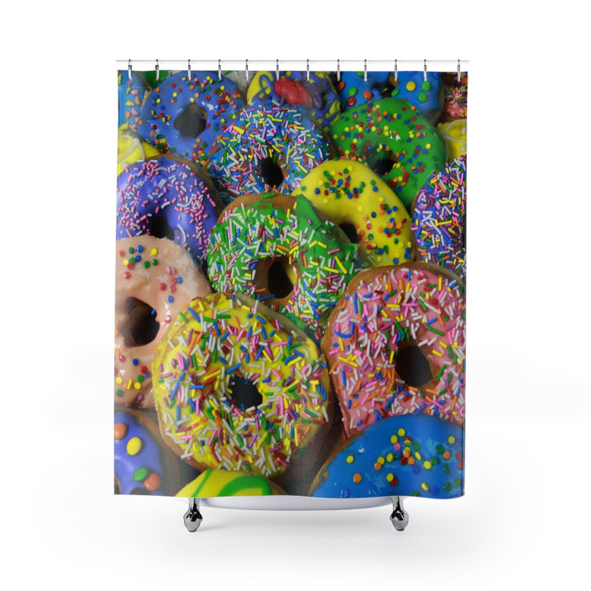 Dolicious Donuts Shower Curtains