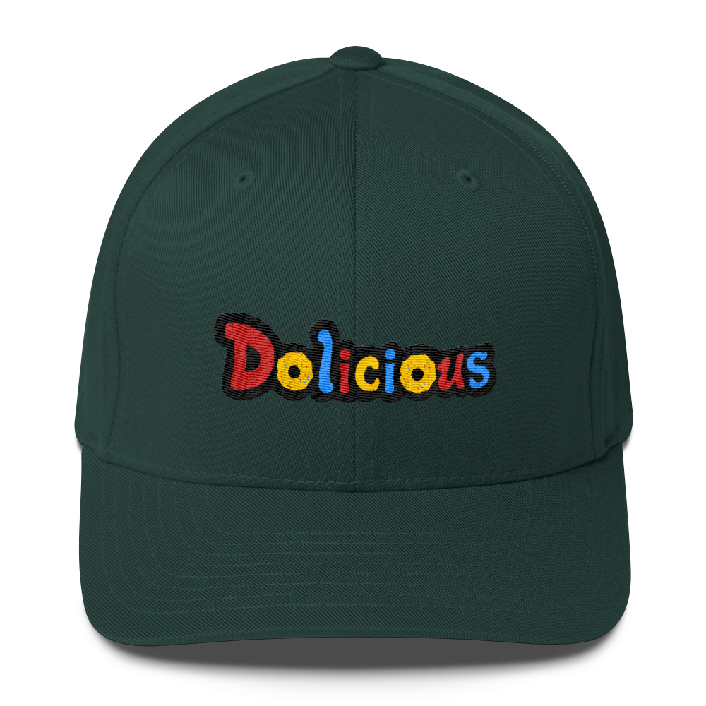 Dolicious Structured Twill Cap