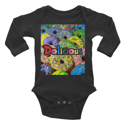 Dolicious Infant Long Sleeve Bodysuit