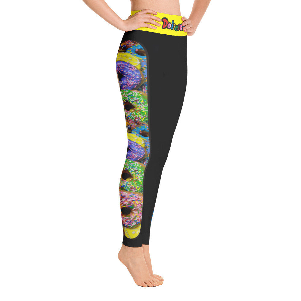 Dolicious Donut Yoga Leggings
