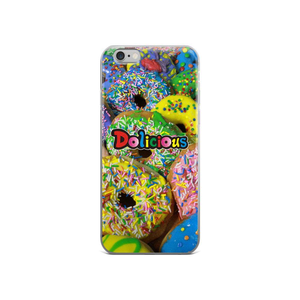 Dolicious iPhone 5/5s/Se, 6/6s, 6/6s Plus Case
