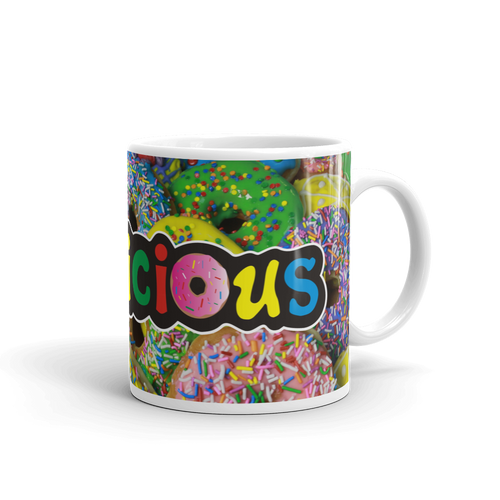 Dolicious Donuts Mug made in the USA