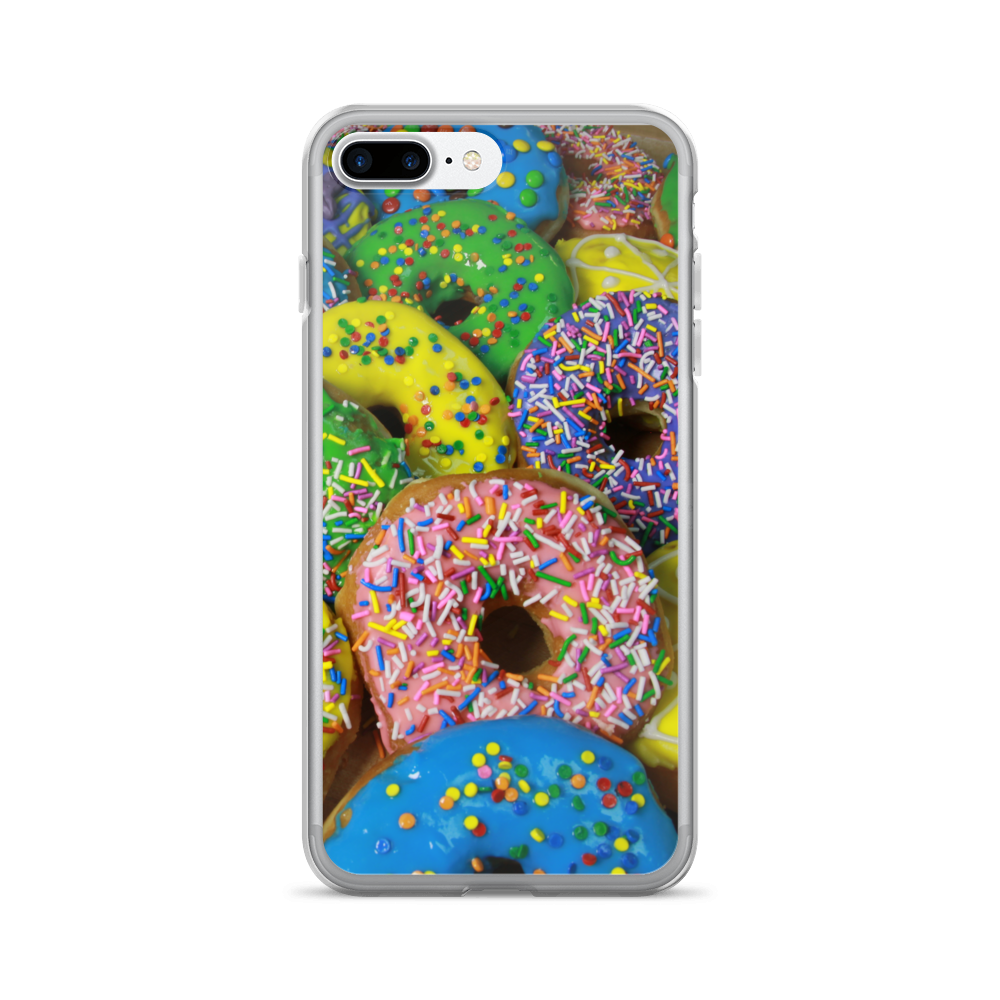 Dolicious Donut Pink iPhone 7/7 Plus Case