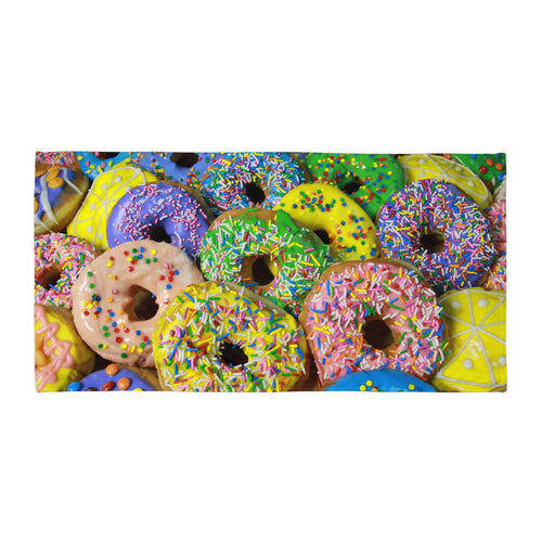 Dolicious Donuts Beach Blanket