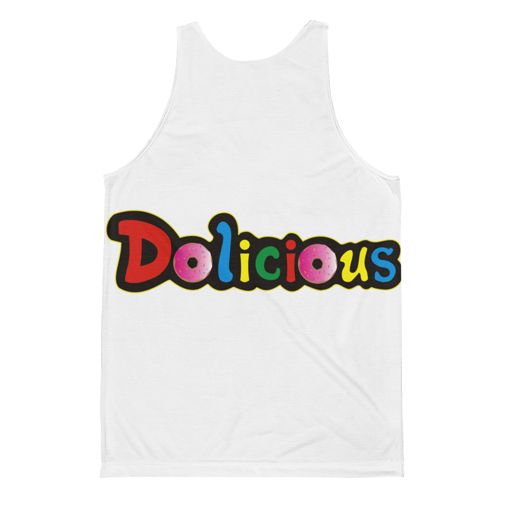 Unisex Classic Fit Tank Top