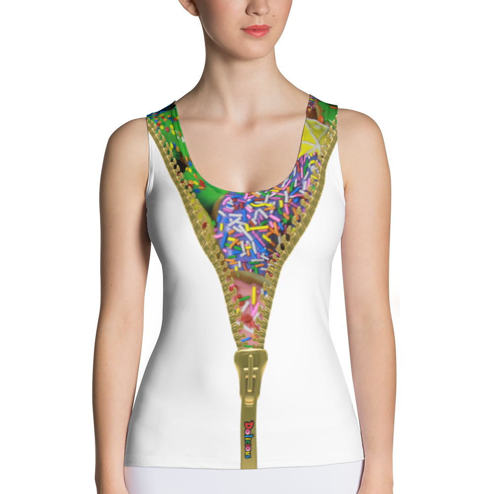 Dolicious Cut & Sew Tank Top