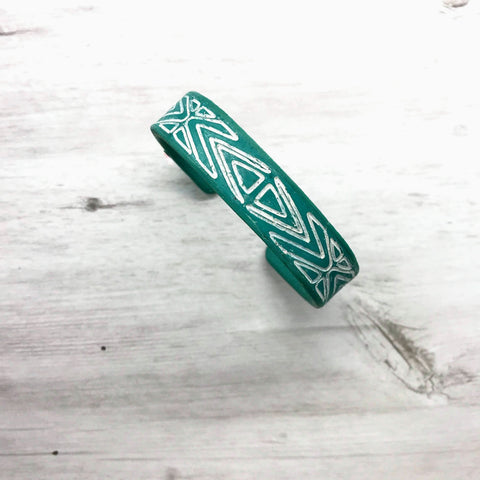 Etched Cuff, Narrow