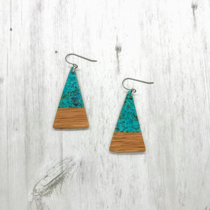 Troy Earrings