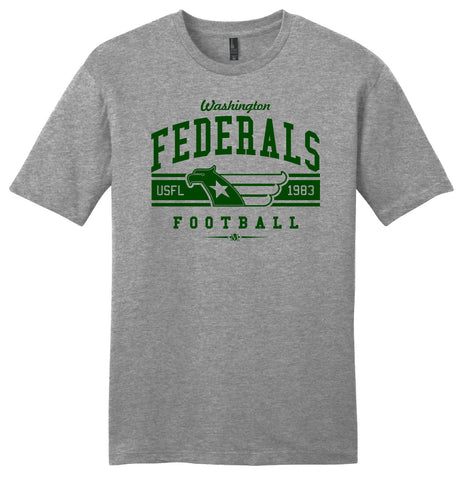 "USFL Washington Federals ""Legacy"" 1983 Collection"