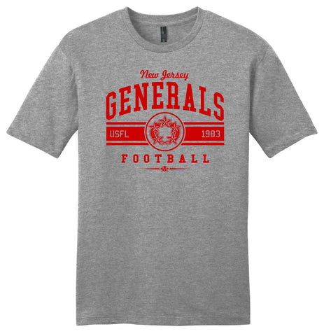 "USFL New Jersey Generals ""Legacy"" 1983 Collection"