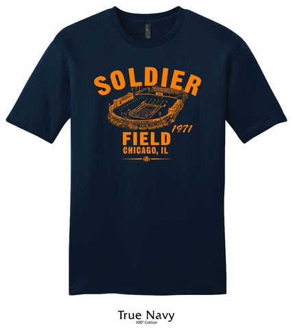 Soldier Field 1971 Chicago Bears Collection