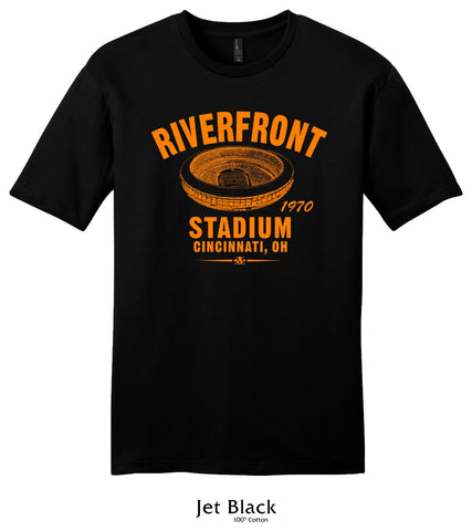 Riverfront Stadium 1970 Cincinnati Bengals Collection