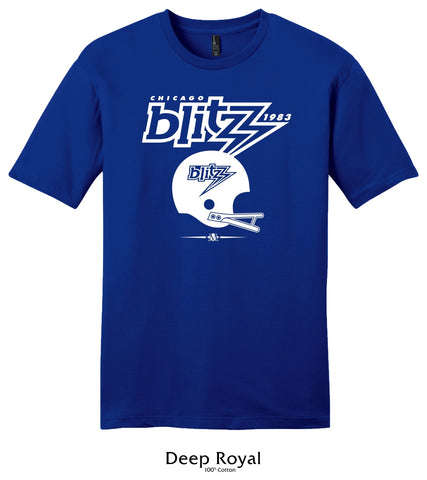 USFL Chicago Blitz 1983 Collection