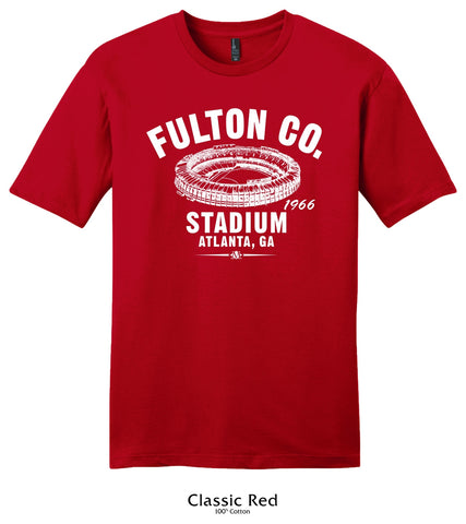Fulton County Stadium 1966 Atlanta Braves Collection