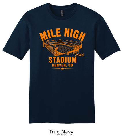 Mile High Stadium 1960 Denver Broncos Collection