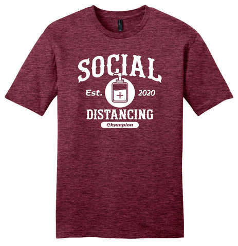 Social Distancing Champion Tees Collection