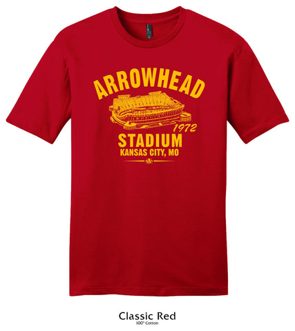 Arrowhead Stadium 1972 Kansas City Chiefs Collection