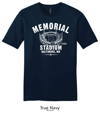 Memorial Stadium 1953 Baltimore Colts Collection