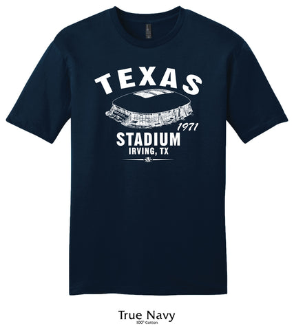 Texas Stadium 1971 Dallas Cowboys Collection