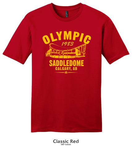 Olympic Saddledome 1983 Calgary Flames Collection