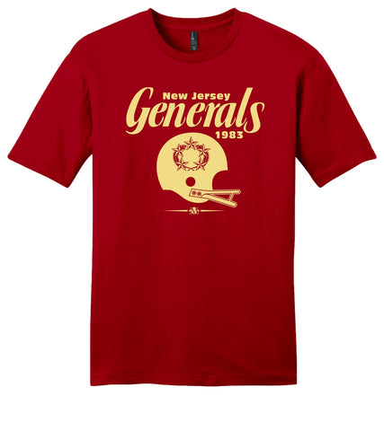 USFL New Jersey Generals 1983 Collection