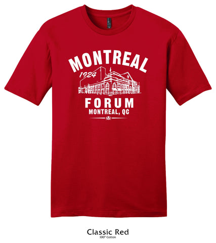 Montreal Forum 1924 Montreal Canadians Collection