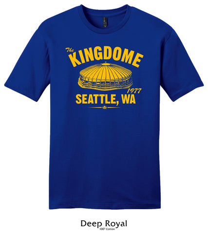 Kingdome 1977 Seattle Mariners Collection