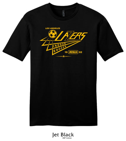 Los Angeles Lazers MISL 1982 Soccer Collection