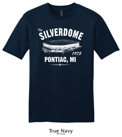 The Silverdome 1975 Detroit Lions Collection