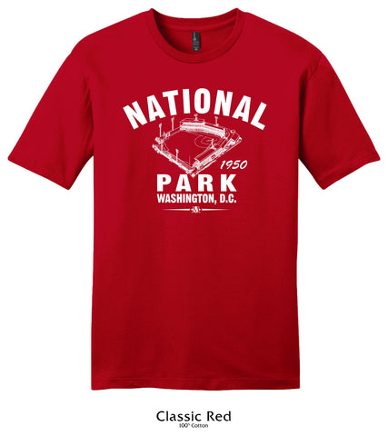 National Park 1950 Washington Nationals Collection
