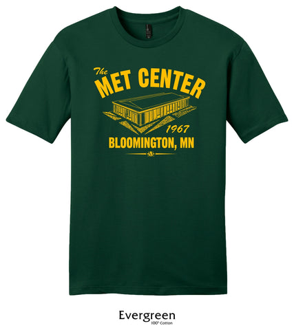 Met Center 1967 Minnesota North Stars Collection