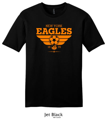 New York Eagles ASL 1976 Soccer Collection