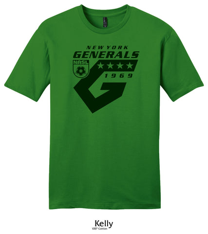 New York Generals NASL 1969 Soccer Collection