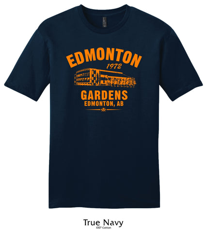 Edmonton Gardens 1972 Edmonton Oilers Collection
