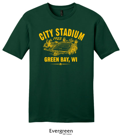 City Stadium 1925 Green Bay Packers Collection