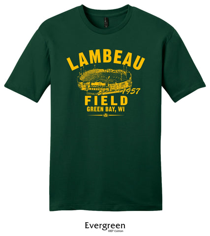 Lambeau Field 1957 Green Bay Packers Collection