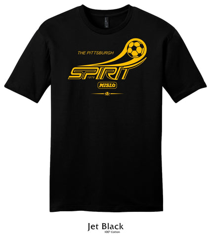Pittsburgh Spirit MISL 1978 Soccer Collection