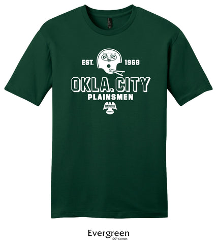 CFL Oklahoma City Plainsmen 1968 Football Collection