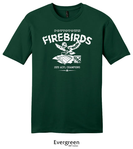 ACFL Pottstown Firebirds 1970 Champions Collection