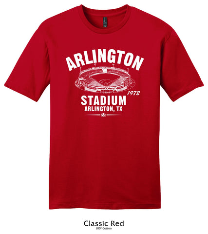 Arlington Stadium 1972 Texas Rangers Collection
