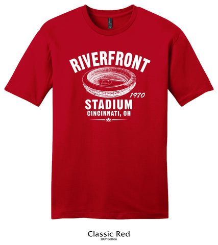 Riverfront Stadium 1970 Cincinnati Reds Collection