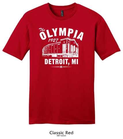 Olympia 1927 Detroit Red Wings Collection