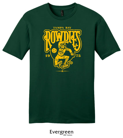 Tampa Bay Rowdies NASL 1975 Soccer Collection
