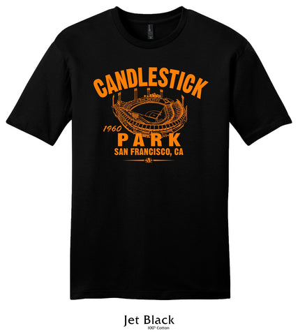 Candlestick Park 1960 San Francisco Giants Collection
